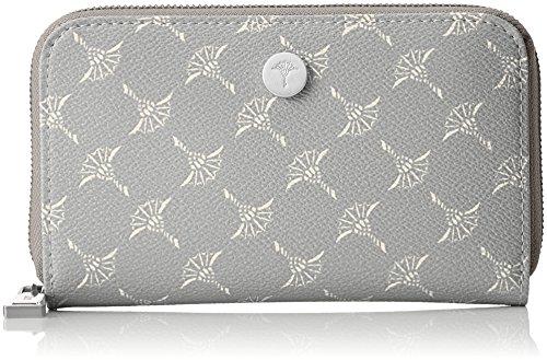 JOOP! Damen Cortina Melete Purse H10z Geldbörse, Grau (Light Grey), 1x9x16 cm