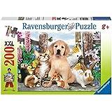 Ravensburger 12688 'Animal Friends' XXL Puzzle 200 Pieces