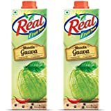 Real Masala Guava, 1L (Pack of 2)