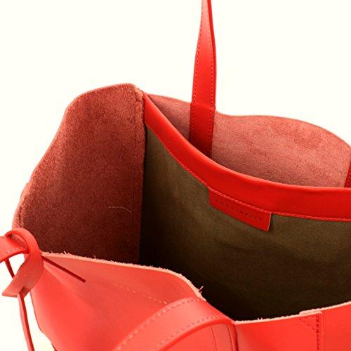 Coccinelle , Sac pour homme à porter à l'épaule rose 179 DEGAS Rouge