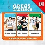 Gregs Tagebuch-3-CD Hörsp...