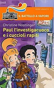 Paul l'investigacuoco e i cuccioli ra