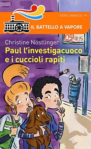 Paul l'investigacuoco e i cuccioli rapiti