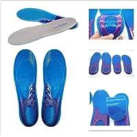 yunshuo 1Paar Arbeit Stiefel Gel-Einlegesohlen Schuh fügt Orthopädische Arch Unterstützung Pads Massage Füße, S preisvergleich bei billige-tabletten.eu