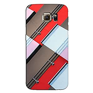 SQUARES BACK COVER FOR SAMSUNG S6 EDGE PLUS