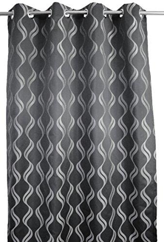 Urban echo ca00067–650wave tenda poliestere grigio 260x 140cm