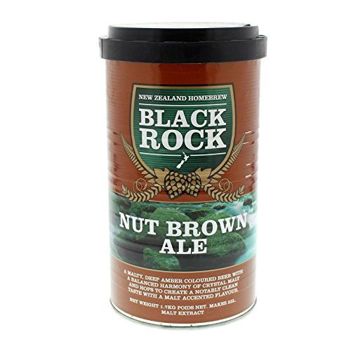 Black Rock- Kit Cerveza Nut Brown Ale...