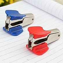 GOZAR Plastic & Metal Mini Grapadora Accesorios Para La Escuela De Oficina En Casa