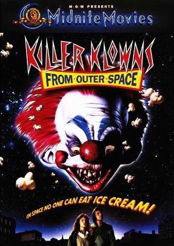 Killer Klowns From Outer Space Poster Film (68,6x 101,6cm-69cm x 102cm) (1988) (Stil C) durch Dekorative Wand Poster