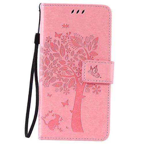 lg-k7-hulle-rosa-im-retro-wallet-designcozy-hut-lg-k7-hulle-leadertasche-premium-lederhulle-flip-cas