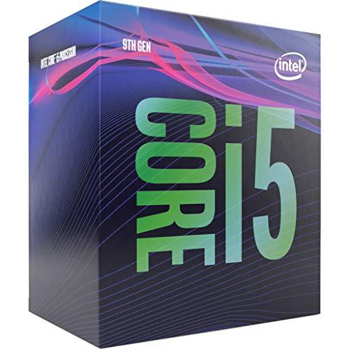 Intel Core i5-9500 6x3, 0 (Boost 4, GHz 9MB-L3 Cache d'occasion  Livré partout en Belgique