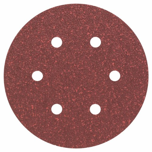 Preisvergleich Produktbild Bosch Pro Schleifblatt für Exzenterschleifer Holz und Farbe (5 Stück, Ø 150 mm, Körnung 40, C430)