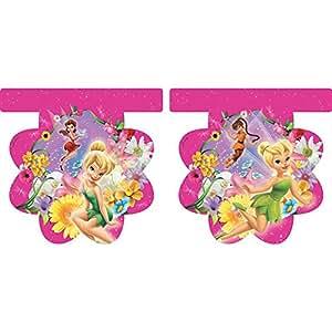 Festone a bandierine Trilly Fairies Tinker Bell
