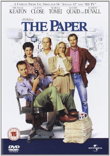 the-paper-reino-unido-dvd