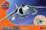 Airfix Quick Build Bae Harrier Aircraft ...