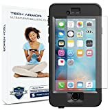 Best Tech Armor Iphone 6 Plus Tempered Glasses - iPhone 6S Plus Screen Protector, Tech Armor Apple Review