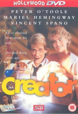 Creator [DVD] by Peter O'Toole