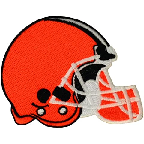 Casco Cleveland Browns Logo Iron (Logo Del Casco Patch)