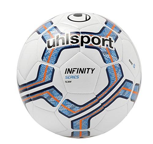 Uhlsport Infinity Team Balones de Fútbol, Unisex Adulto