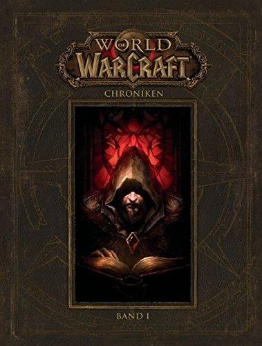 game time card World of Warcraft: Chroniken Bd. 1