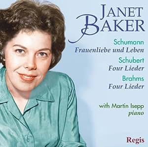 Schumann, Schubert, Brahms: Favourite Lieder