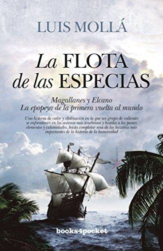 La flota de las especias: Magallanes y Elcano