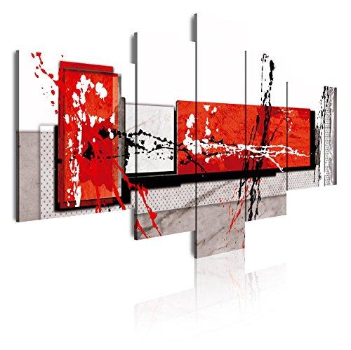 Dekoarte 89 - Cuadro moderno lienzo 5 piezas estilo