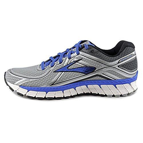 meet ce0bc d9b3f 16 Sport electric Chaussures Homme De Gts Blue Adrenaline black Brooks  Silver 7qgwXEW