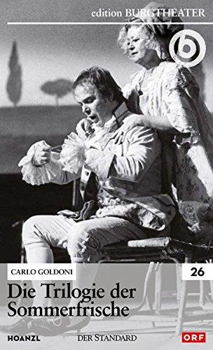 Die Trilogie der Sommerfrische / C. Goldoni