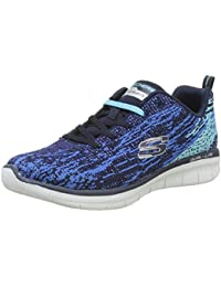 Skechers Synergy 2.0-High Spirits, Zapatillas para Mujer