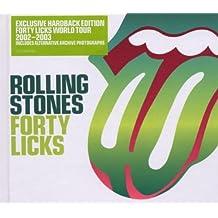 Forty Licks-Ltd Tour Edition