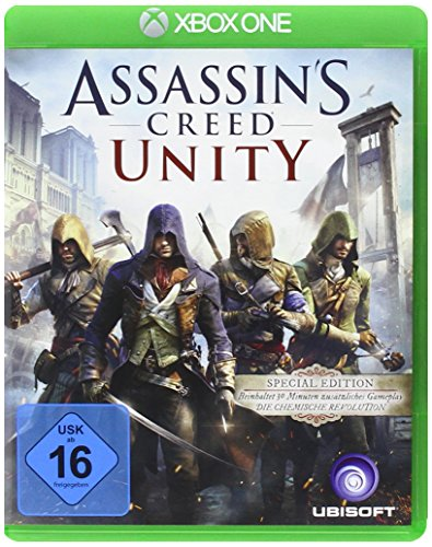 Assassin's Creed Unity - Special Edition - [Xbox One] - One Xbox Assassins Creed