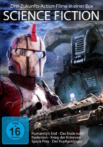 Bild von Science Fiction Edition (Humanity's End / Nydenion / Space Prey)