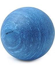 Yogistar Yoga-Faszien Ball, Marble-Blue, M