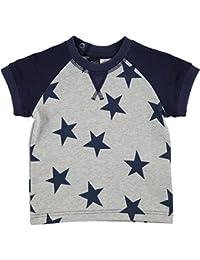 T-Shirts, Tops & Shirts MOLO Boys Raphael Designer Grey T-Shirt