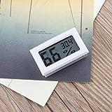Mini Digital Digital LCD termómetro higrómetro humedad temperatura metro interior LCD Digital Display Sensor