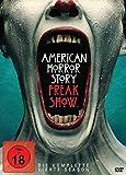 American Horror Story: Freak Show (Die komplette vierte Season) [4 DVDs]