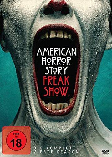 Bild von American Horror Story: Freak Show (Die komplette vierte Season) [4 DVDs]