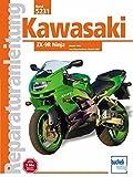 Kawasaki ZX-9R Ninja.