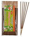 #7: Meghna Wooden Mogra Mastani Incense Sticks (20 cm, 100g, Brown)