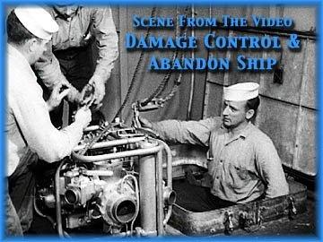 Damage Control And Abandon Ship