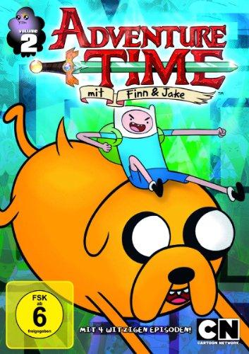 Adventure Time: Abenteuerzeit mit Finn & Jake Staffel 1/Vol. 2