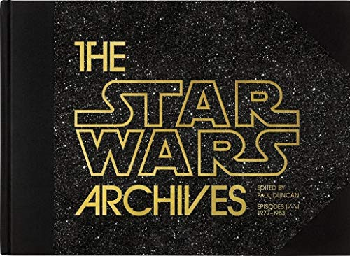 The Star Wars Archives. 1977-1983 [Lingua inglese] di P. Duncan