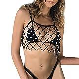 Luckycat Bikinis 2018 Push up Sujetador Acolchado Traje de baño Bikini para Mujeres niñas Bikinis Mujer Bañadores Deportivas Mujer