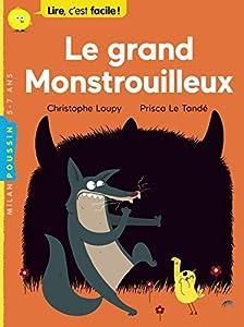 """Afficher """"Le Monstrouilleux"""""""