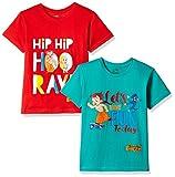 #5: Chhota Bheem Boys' T-Shirt (Pack of 2)