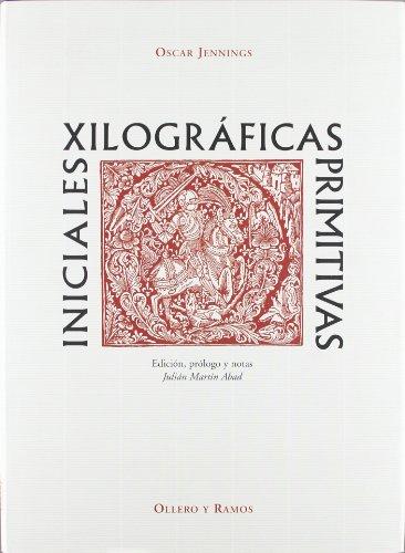 Iniciales xilográficas primitivas