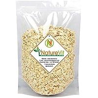 NatureVit Rolled Oats - 10 Kg (Gluten-Free)