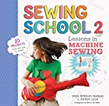 Best Kids Sewing Machines - Sewing School 2: Lessons in Machine Sewing; 20 Review