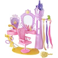 Mattel Disney Raperonzolo Salone di bellezza (X9385)